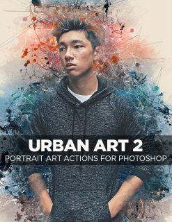 Portrait Magic Lite – Actions for Photoshop – PhotographyBB