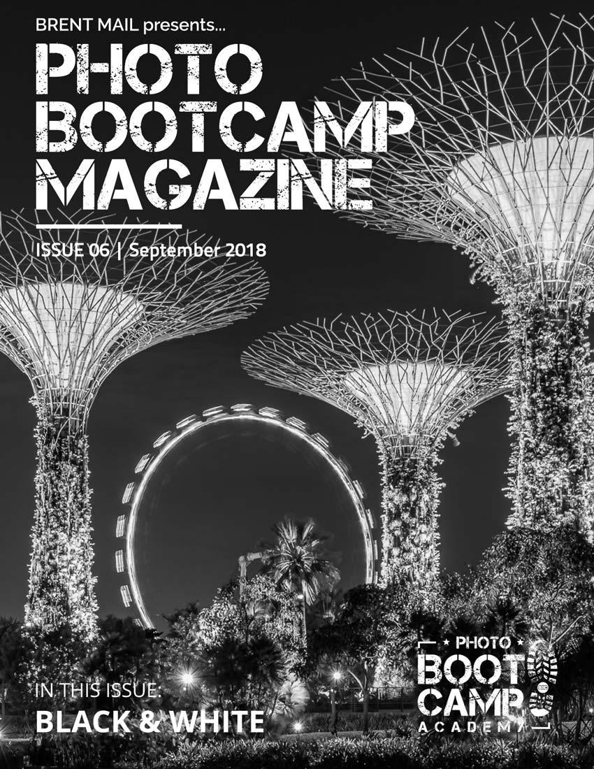 Photo bootcamp magazine issue 6